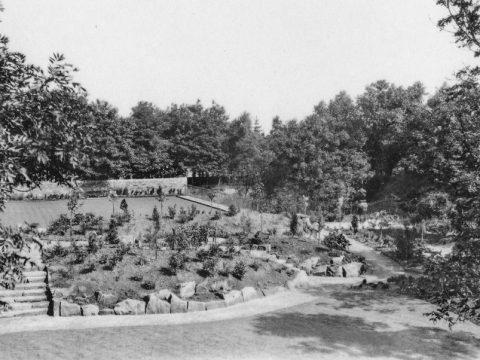 Cliffe Gardens, Clayton West