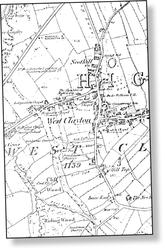 ClaytonWest old map